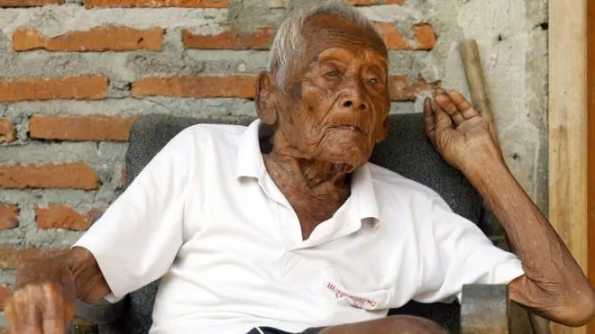 Saparman Sodimejo, who was popularly known as Mbah Gotho