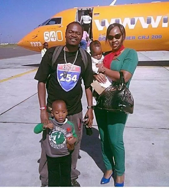 Meet The Special Lady in Jua Cali's Life