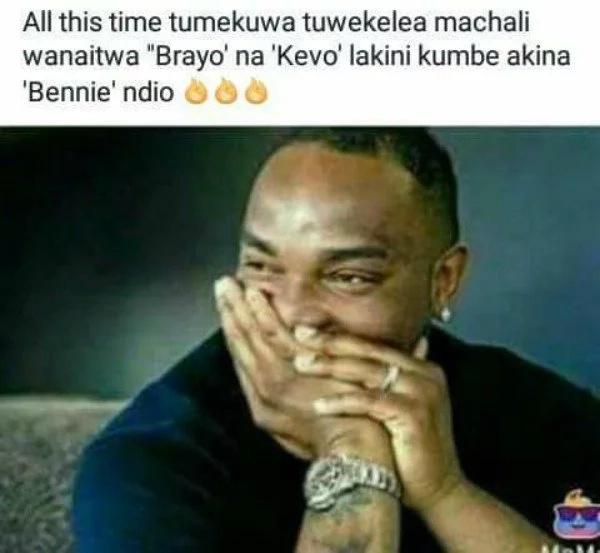 Picha za utani kuhusu jamaa aliyedaiwa kushiriki ngono na wabunge 13 wa kike