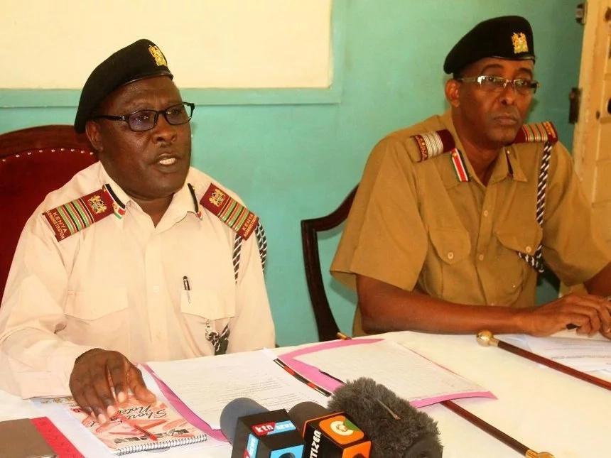 Kenya Red Cross denies supplying body bags to police in Kisumu