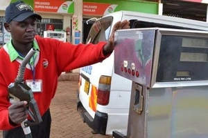 Fuel prices go up by several shillings; see changes across the country