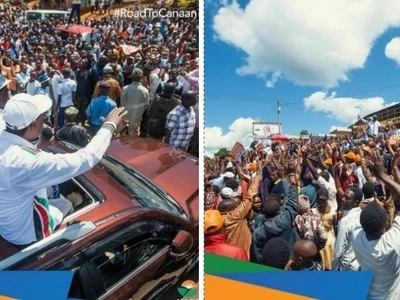 NASA postpones highly anticipated rally in DP Ruto's backyard