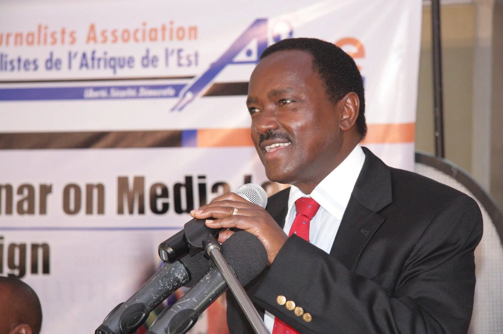 Kalonzo breaks his silence after reports that he is being investigated over an illegal bank account