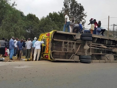 5 totally absurd reasons to be fined while driving after grisly Langata road accident