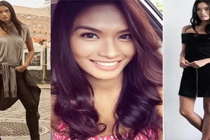 Talagang world-class! These gorgeous photos prove why Janine is a top-calibre model