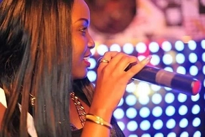 Meet the Kenyan female artist who can allegedly give you mind blowing sex