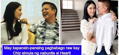 Heart Evangelista, idinetalye kung paano nagbago si Chiz Escudero simula ng malaman na buntis siya