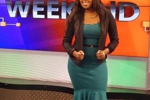 Citizen TV SEXY news anchor Lilian Muli hangs out with Awilo Longomba(photos)