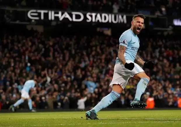 Man City maintains super start to EPL title hunt by seeing off stubborn Westham United