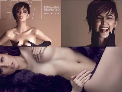 Daring Kim Domingo sets FHM magazine cover on fire