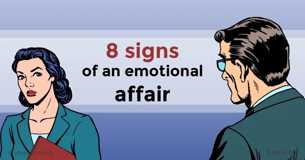 8 signs of an emotional affair