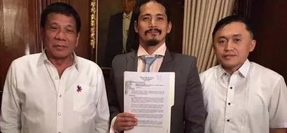 Hindi lubos akalain ni Binoe! President Duterte surprised Robin Padilla by granting him absolute pardon