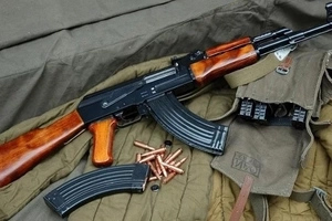 Meet form 4 student who owns an AK-47 and bullets in his house