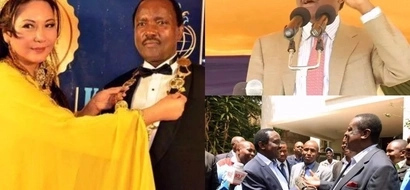 Kalonzo Musyoka spills the beans after his bank account was frozen