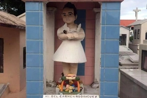 La desgarradora historia de una niña que murió por comerse un taco en México