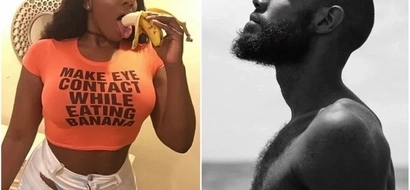 Gentlemen, this is how you make her enjoy eating your banana for the first time