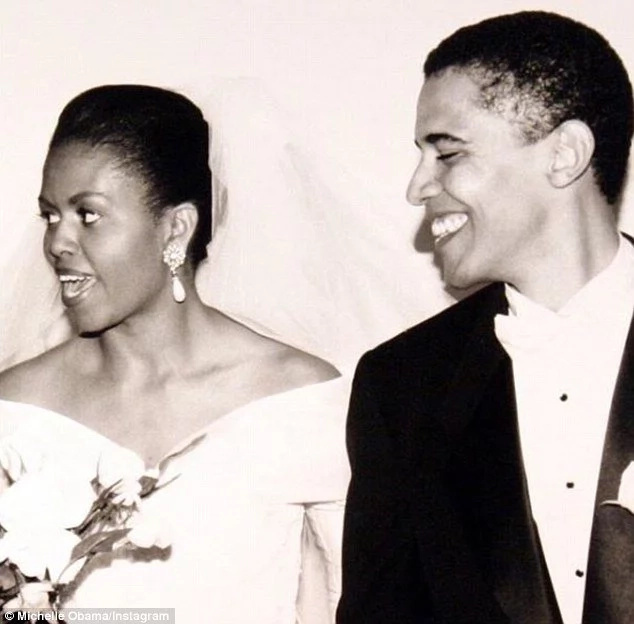 According to the book, Obama stopped all contact with Jager when he married Michelle