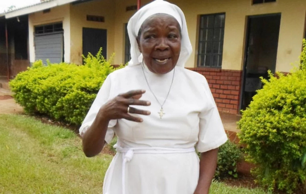 Meet 79-year-old woman who served God for 60 YEARS tells her story