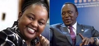 Nimechangisha KSh52.9 milion za kufadhili kampeni za Uhuru -Anne Waiguru