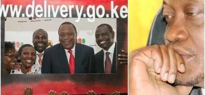 Jaribio la ODM la kuharibia sifa tovuti ya Jubilee latibuka vibaya huku wakifanya KOSA kubwa (picha)