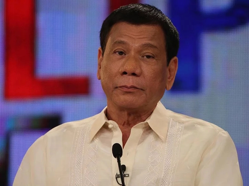 Duterte said he'll step down if UN investigators find killings