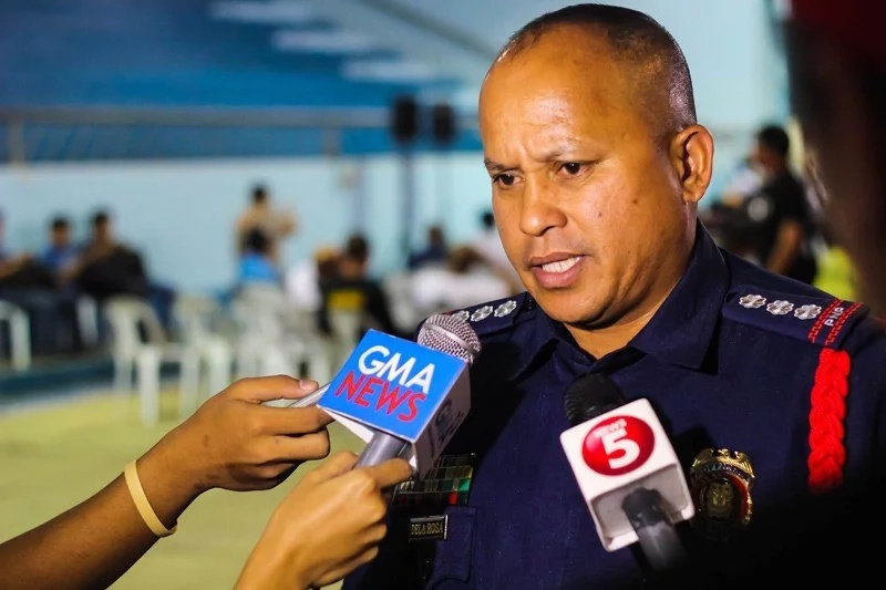Dela Rosa says PNP 'values lives, wants to preserve lives'