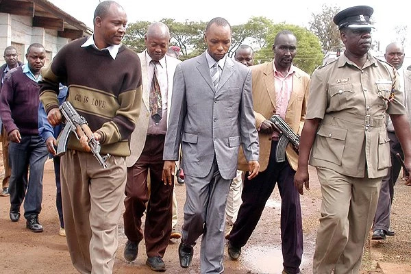 Shock as pastor's endorse former Mungiki leader for top job