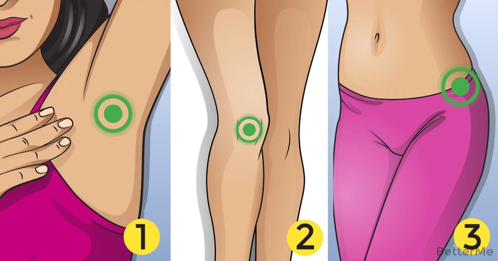 Your most ticklish areas can say something about your personality