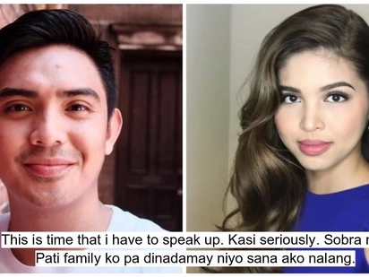 Para magkalinawan na! Sef Cadayona responds to rumors that he and Maine Mendoza are hanging out together