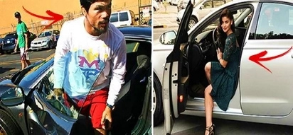 These 10 awesome luxury cars of Pinoy celebrities' will leave you speechless! See the jaw-dropping vehicles here!