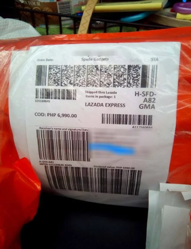 Could this be possible? Famous Online Shopping Site Lazada Sends Rock!