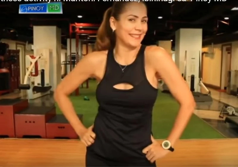 Maritoni Fernandez shares secrets to her fit body at 48