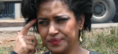 Jinsi matusi ya Miguna Miguna yalimwathiri babake Esther Passaris, Tazama Picha