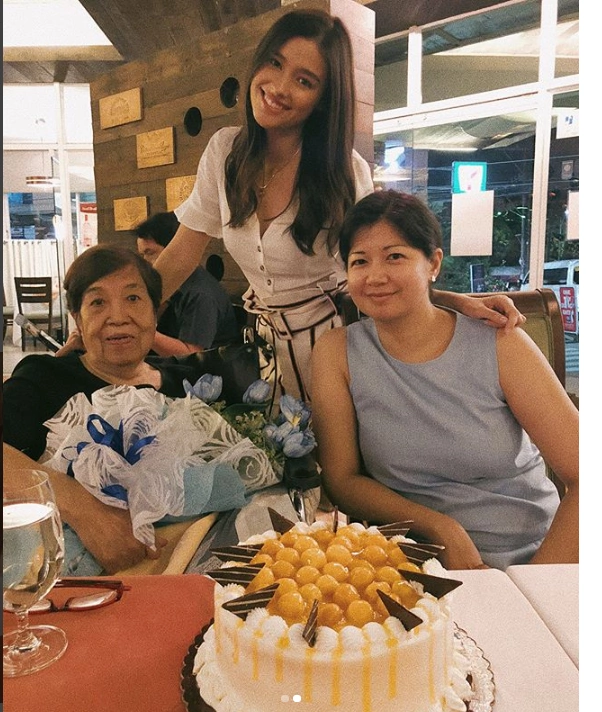 Liza Soberano feels blessed to have three mothers
