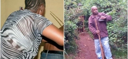 Kirinyaga man DESPERATELY begs for help after his wife did the UNTHINKABLE to him