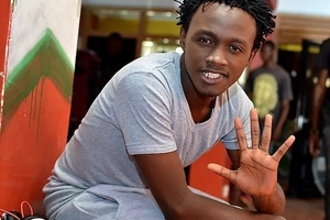 Bahati counterattacks Willy Paul , hits the studio with top Tanzanian secular artist