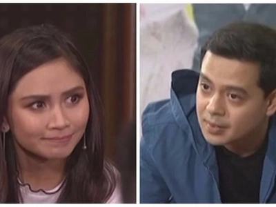 Lagot na! John Lloyd Cruz shows 'foul' attitude to Sarah Geronimo during their interview with bloggers