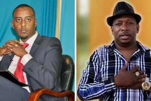 Jubilee SG congratulates Hussein Mohammed for handling Mike Sonko in TV interview