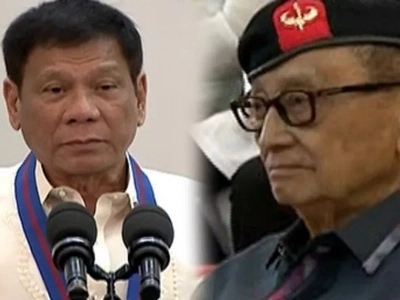 Break na sila! Duterte and FVR ties severed by disagreements and sharp words