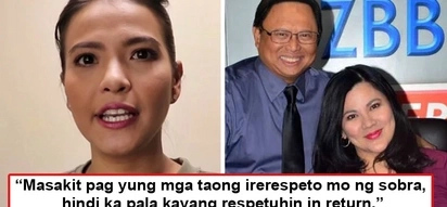 'Wala na kayong 3 credibility' Alessandra de Rossi fires back, hurt after alleged radio hosts subjected her to DZBB blind item