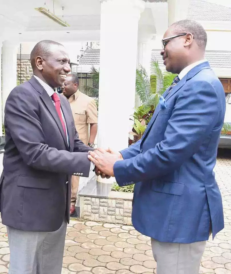 Governor Evans Kidero declares interest for presidential seat in 2022