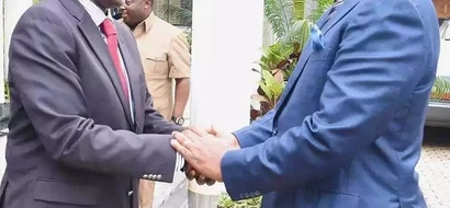 Evans Kidero to face-off with William Ruto in 2022