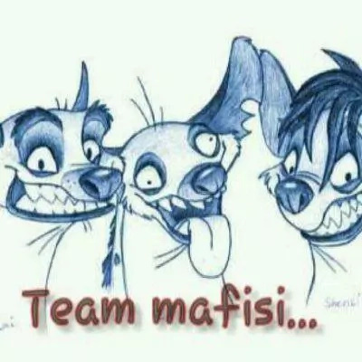 The difference between the real 'Fisi' and Team Mafisi