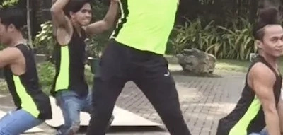WATCH: This big muscular guy dances Beyoncé better than anyone else