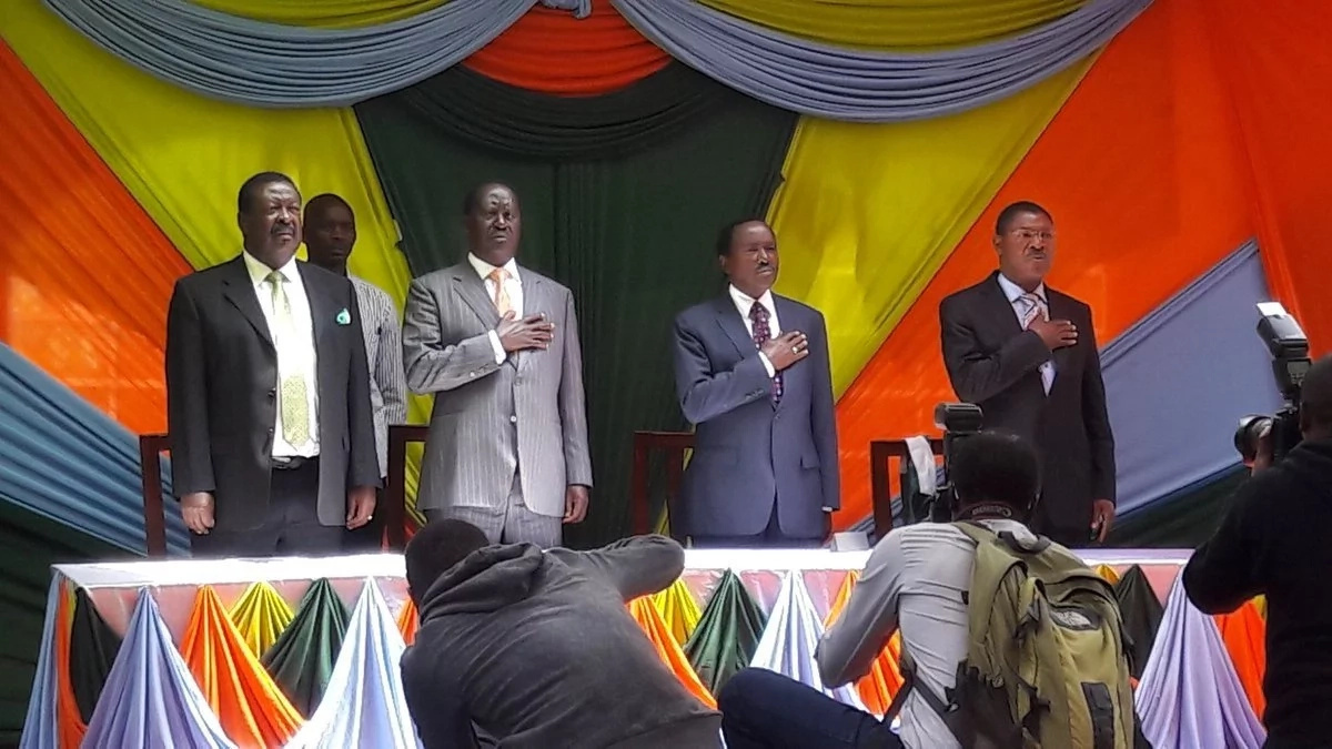 DP Ruto speaks for the first time after NASA signed their agreement