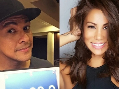 We are family! Gary Valenciano admits he remains very close to Tricia Centenera