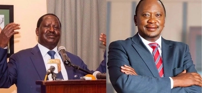Uhuru Kenyatta headed for convincing first time win as Raila cries foul
