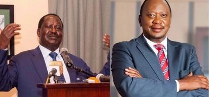 Uhuru Kenyatta headed for convincing first time win as Raila cries foul