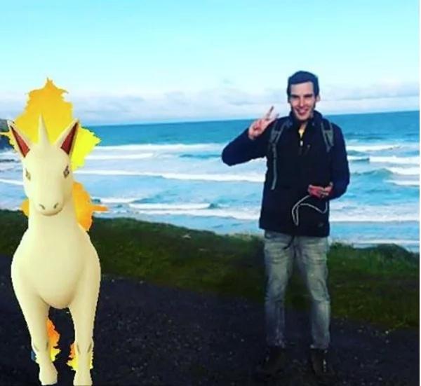 Australian man gives up job to play Pokémon Go full-time