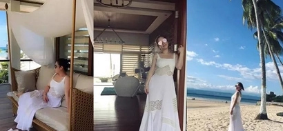 Ang sosyal naman! Jinkee Pacquiao gushes about her postcard-perfect staycation in Sarangani
